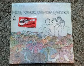 Sealed The Monkees pisces,Aquarius,Capricorn and jones limited Ed.colored Vinyl Record LP Album Sundazed