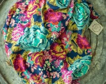 Dahlia Knit Swaddle Blanket