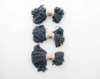 3x Skeins Vintage Enrico Coveri Pom Pom Yarn // Filpuma
