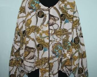 Vintage Giorgio Armani GA Reversible Jacket