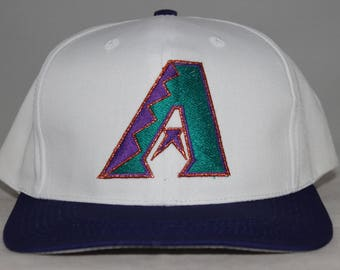 Vintage Deadstock Arizona Diamondbacks MLB Hat