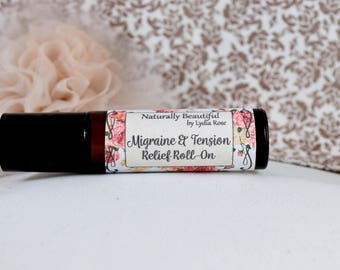 Migraine & Tension Relief Roll-On