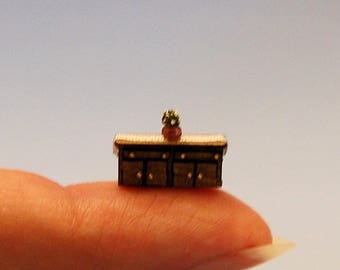 1/144th inch scale miniature-Formal Buffet