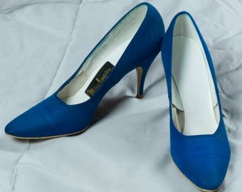 SUMMER SALE 1960's Miss America Pumps