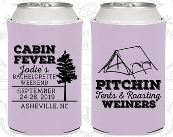 Pitchin Tents and Roasting Weiners Printed Bachelorette Party C& Bachelorette Bachelorette Weekend Gifts & Tent pitchin | Etsy