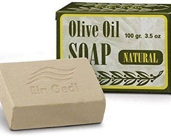 Traditional Olive Oil Soap 100 gr. 3.5 oz.