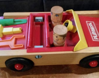 Playskool Take apart car