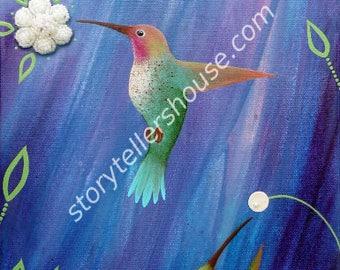 Humming Birds