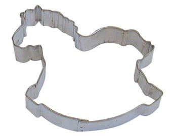 Baby Rocking Horse Cookie Cutter 4''