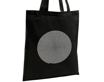 Hypnosis Cotton Tote Bag Canvas Bag Women
