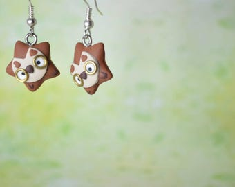 Kawaii Owl Stars