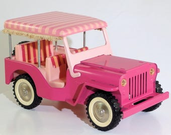 Vintage Tonka 1962 Jeep Surrey