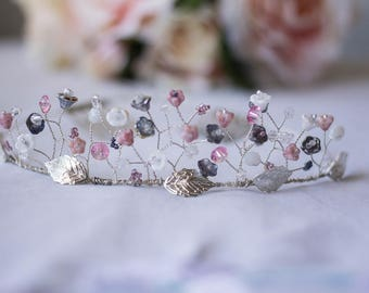 Hair Accessories - JACQUELINE Tiara