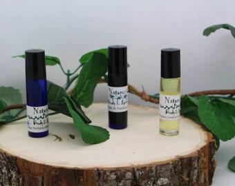 Roll On Perfume Oils