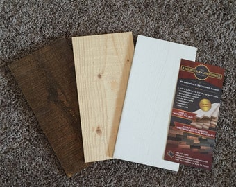 Sample - lightweight wood for walls and ceilings, rustic, modern, shiplap