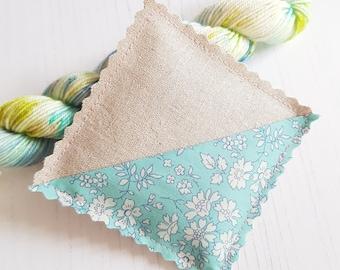 Liberty of London & Linen Lavender Pillow