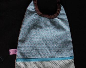 Elastic towel or bib