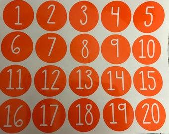 Desk Dots (Set of 4)