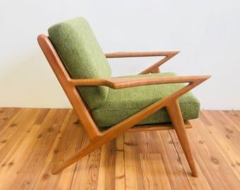 Replica Selig Z Lounge Chair (Key Largo Grass)