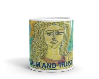 The Freya Vanadis Mug