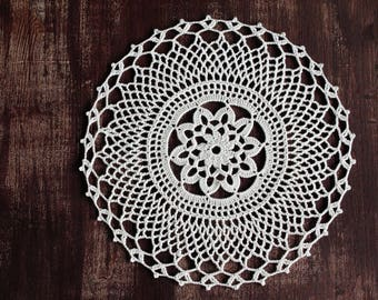 Little white doily