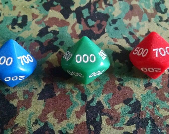 Unusual Dice - d000