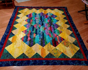Transitions Quilt