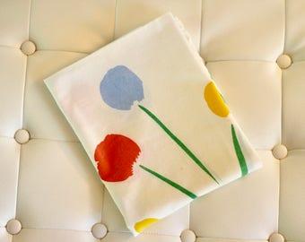vintage marimekko seven flowers pillowcase marimekko bedding 7 flowers pillowcase marimekko pillowcase - Marimekko Bedding