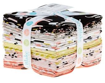 Meow Fat Quarter Bundle by My Mind's Eye for Riley Blake Designs
