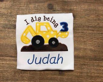 Boy's Truck Shirts