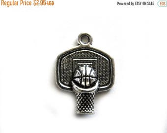 HALF PRICE 6 Basketball Net Charms