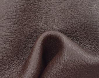 """Playful Otter Leather New Zealand Deer Hide 8"""" x 10"""" Pre-cut 4 ounces TA-57794 (Sec. 3,Shelf 2,D)"""