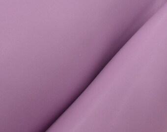 """Lovely Lilac Purple Leather Cow Hide 4"""" x 6"""" Pre-cut 3-4 oz smooth DE-66262 (Sec. 3,Shelf 5,C,Box 5)"""
