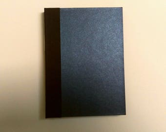 Small Hardcover  grey toned sketchbook (4.5x6 short)