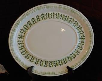 Vintage Noritake Harvest Collection Platter