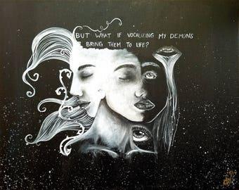 Vocalize Demons