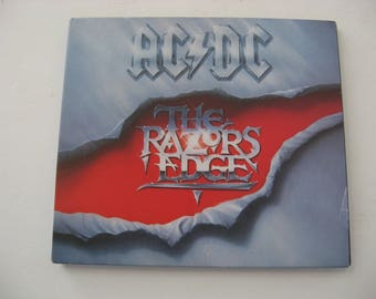 AC-DC - The Raors Edge - Circa 1990  (CD)