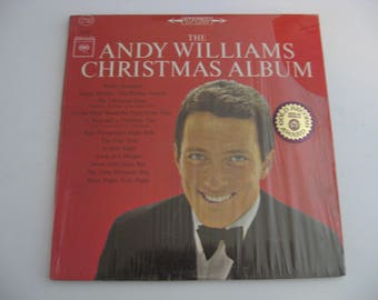 It's The Most Wonderful Time of the Year - Andy Williams - Christmas Album - Circa  1963