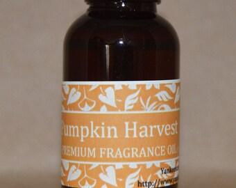 Pumpkin Harvest Premium Fragrance Oil