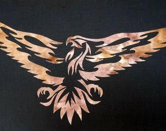 Eagle Quilt Applique Pattern Design