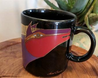 Vintage Laurel Burch COFFEE / TEA Mug