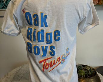 The Oak Ridge Boys Tour 88 Tee