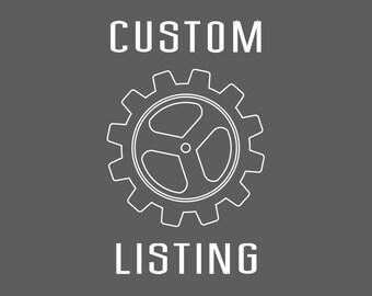 CUSTOM - Priority Mail Express Upgrade