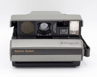 Polaroid Camera // Spectra System // Film Tested & Working