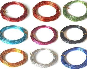6 m diameter 2mm aluminum wire