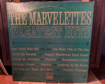 The Marvelettes - Marvelettes Greatest Hits - Vinyl