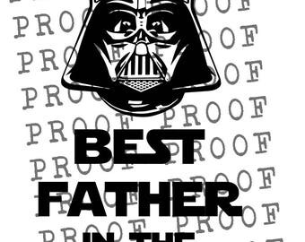 BEST FATHER SVG