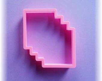 4 Sheets Of Paper or Notebooks Cookie Cutter