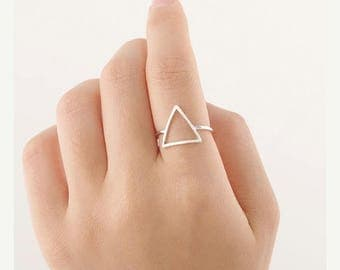 On Sale Geometric ring