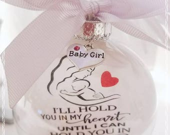 Memorial Ornament/ Baby Memorial Ornament/ Child Memorial Ornament/ in Memory Of.